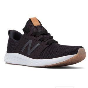 New Balance Fresh Foam Sport Shoes Black Brown